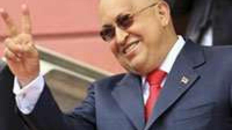 Rinviato il giuramento di Chavez: post operatorio difficile