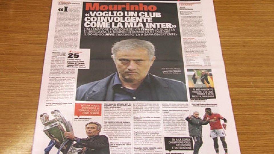 """Collegamento con Francesco FontanaUn'intervista """"Special"""""""