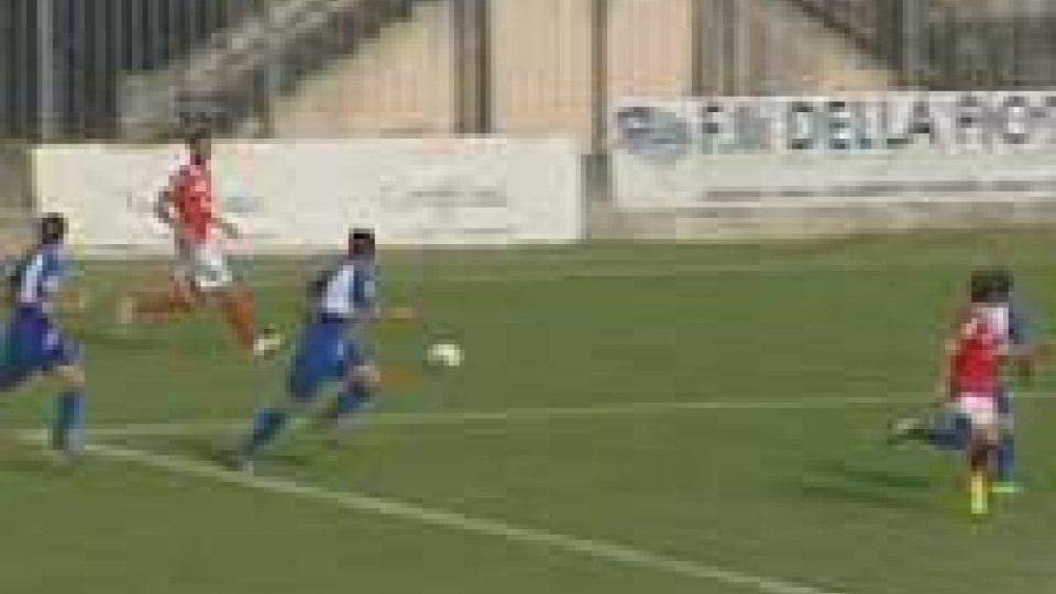 Pavia - San Marino 0 - 1Pavia - San Marino 0 - 1
