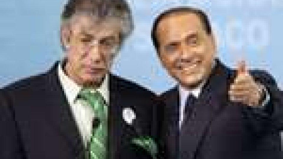 Immigrazione: vertice Berlusconi-Lega