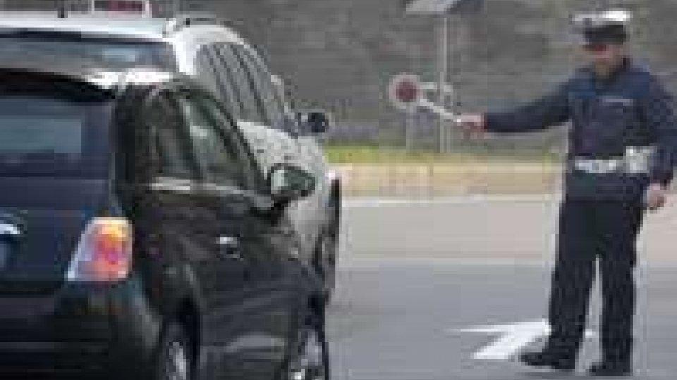 Blocco del traffico a Rimini: valido anche per auto Rsm