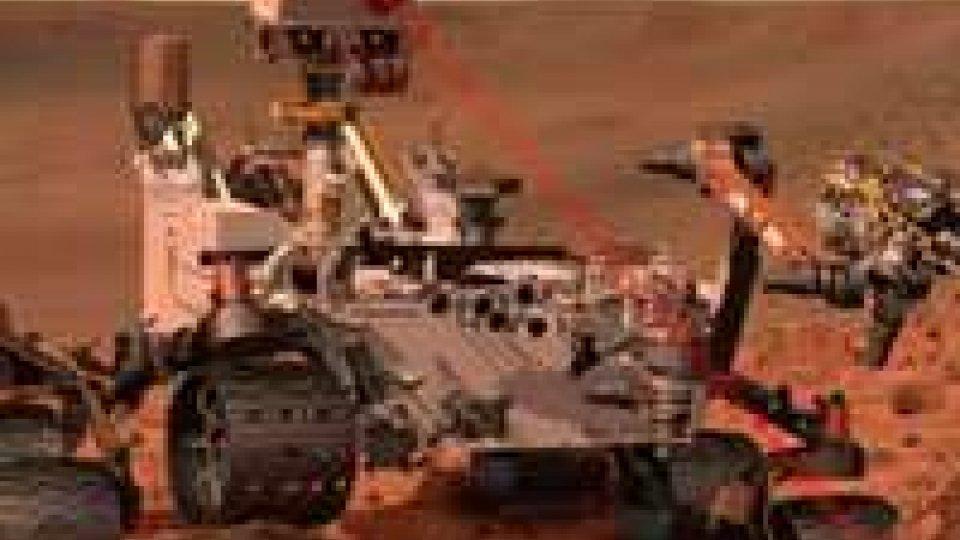Curiosity ha trovato molecole organiche su Marte