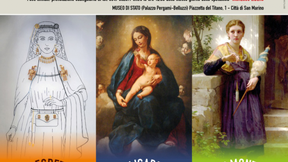 """Istituti Culturali: Imparare divertendosi! Il tesoro segreto di Domagnano. Primo dei tre appuntamenti di """"VIVA IL MUSEO"""", rivolti ai bambini dai 5 ai 10 anni"""
