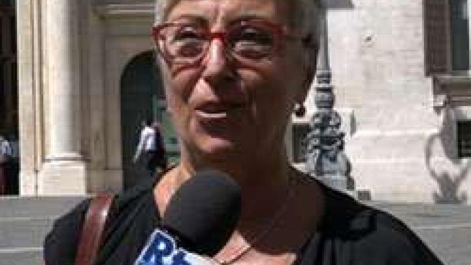 Mara CarocciAccordo radiotv tra Italia e San Marino, parere positivo dalla commissione Cultura