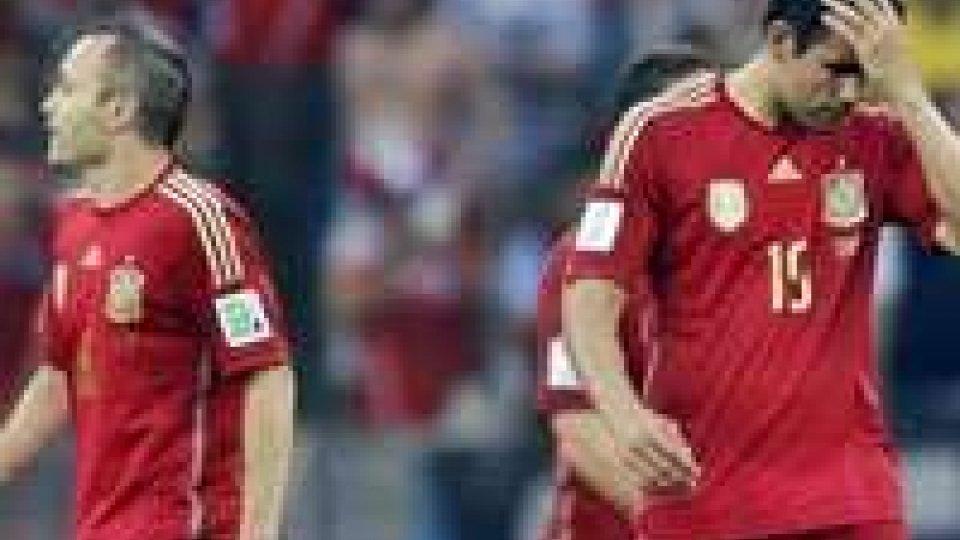 Mondiali: fulmine su aereo Spagna prima dell'atterraggio