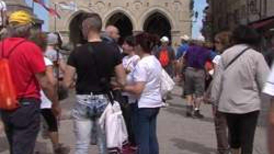 San Marino: un 4 giugno di passeggiate alla scoperta delle bellezze del TitanoSan Marino: un 4 giugno di passeggiate alla scoperta delle bellezze del Titano