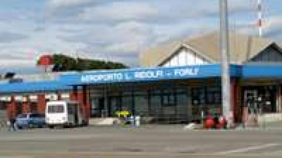 Aeroporto Forlì: assemblea per i lavoratori, situazione in bilico