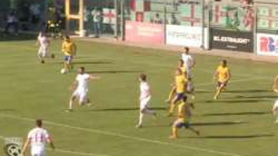 Fermana PadovaPadova, ancora niente B: 1-1 con la Fermana