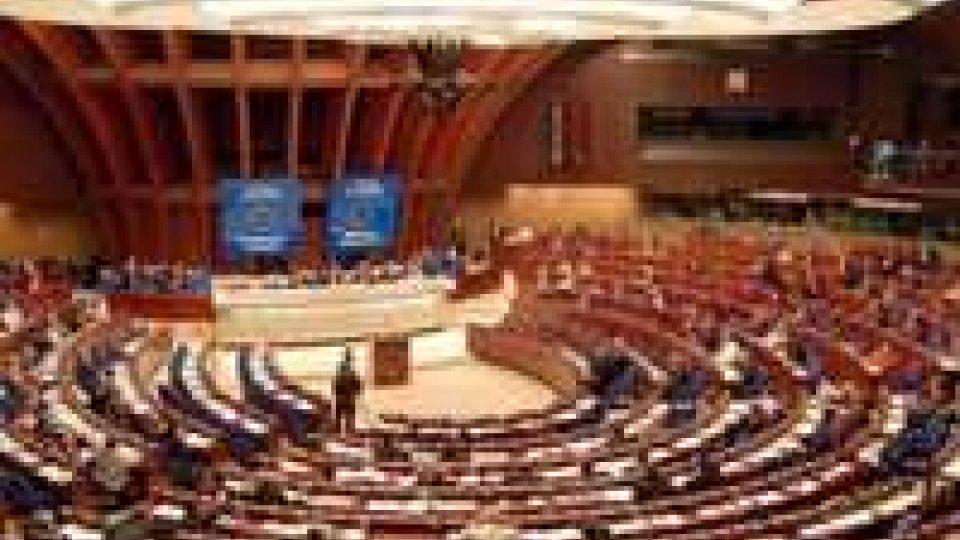 Assemblea parlamentare: la delegazione sammarinese partita alla volta di Strasburgo