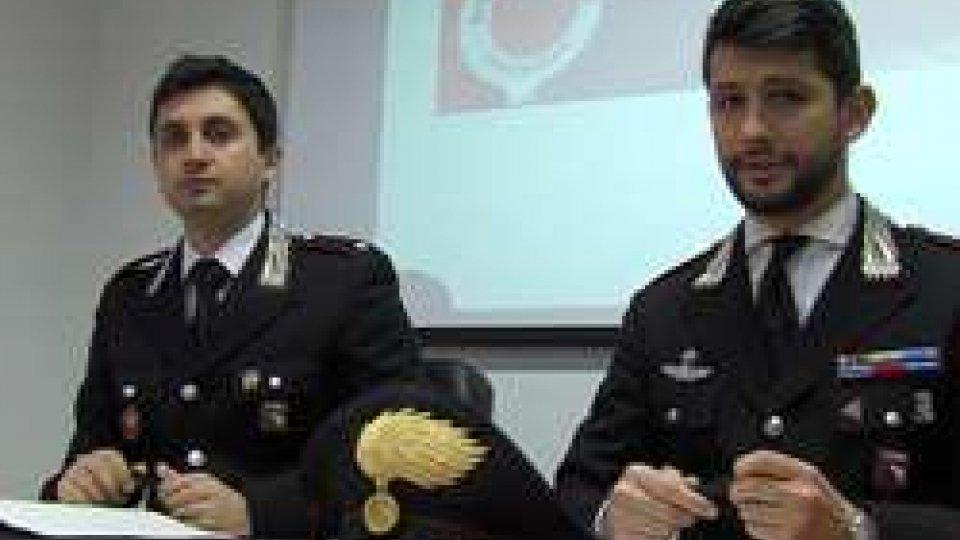 Cc RiccioneRiccione: droga 'business' di famiglia, tre arresti