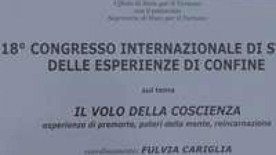 Esperienze di confine,avviato il 18°congresso internazionale sulla mente