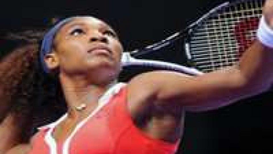Serena Williams vince il Master