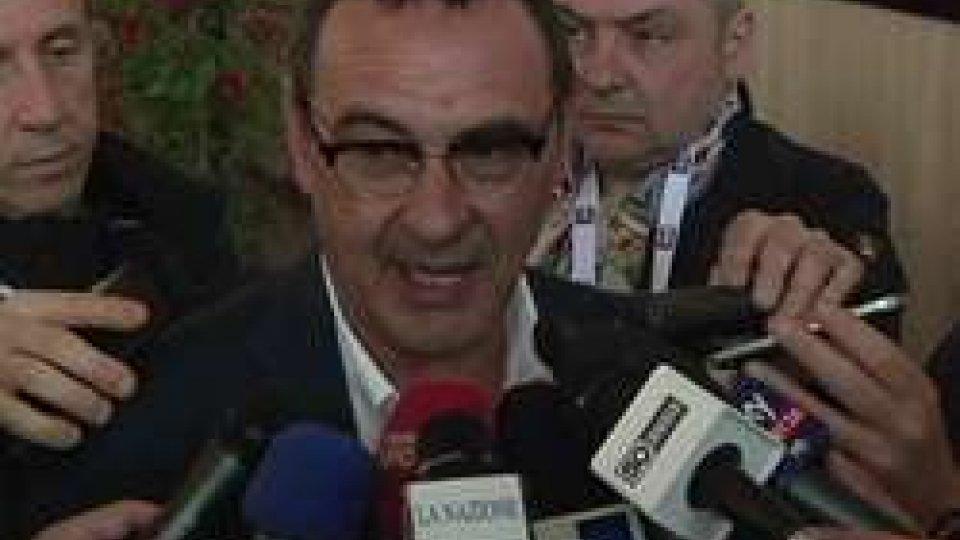 Maurizio SarriPanchina d'oro: vince Sarri, premio speciale per Ranieri
