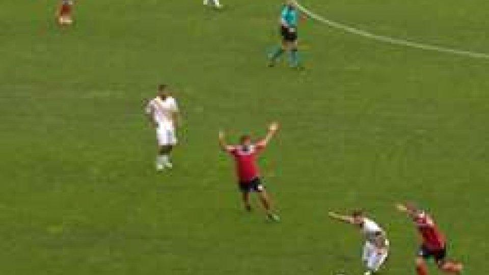 San Marino - Sammaurese 0-1San Marino - Sammaurese 0-1