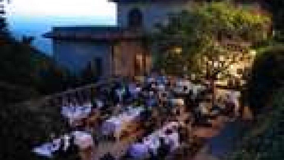 San Marino - Note e Sapori: bene la prima serata all'ex Ambasciata