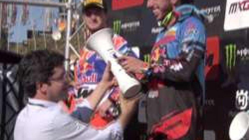 Tony CairoliMotocross, Cairoli domina anche in Portogallo