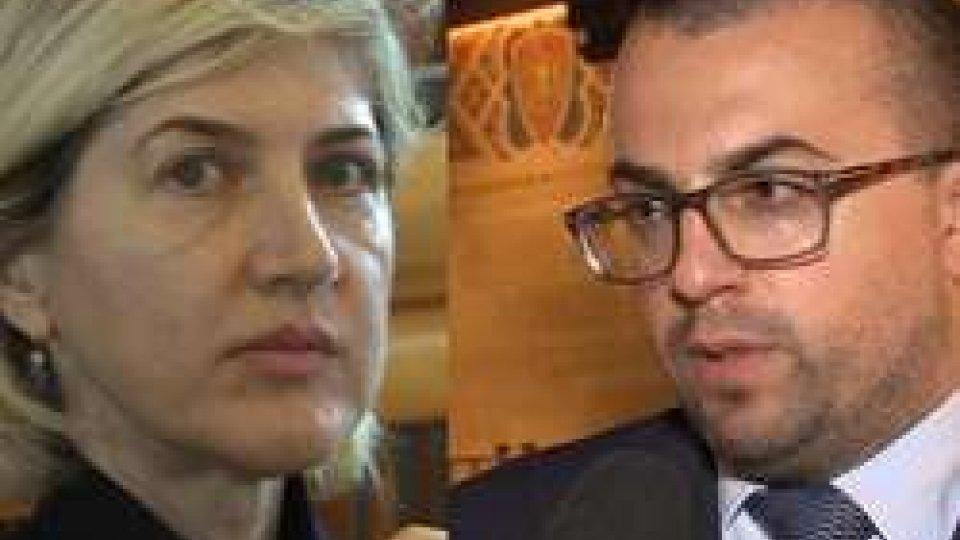 Catia Tomasetti Simone CelliCelli: spero che la nomina di Tomasetti riporti un clima politico sereno