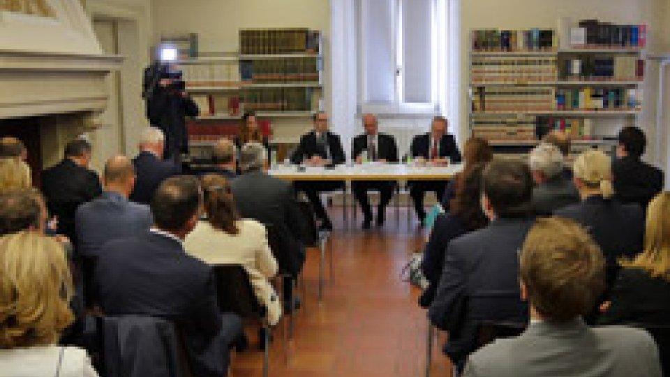 Corpo Diplomatico al ValloniAccordo Ue: al Valloni, per la prima volta, il seminario con i diplomatici dell'Unione