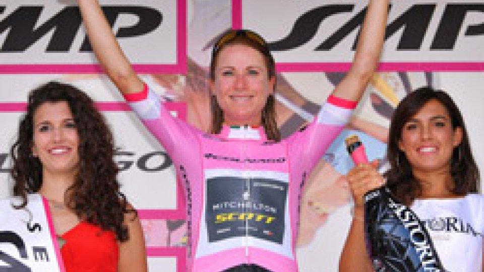 La Van Vleuten vince il Giro Rosa 2018La Van Vleuten vince il Giro Rosa 2018