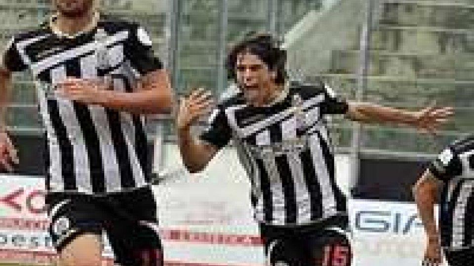 Coppa Italia amara per il Santarcangelo