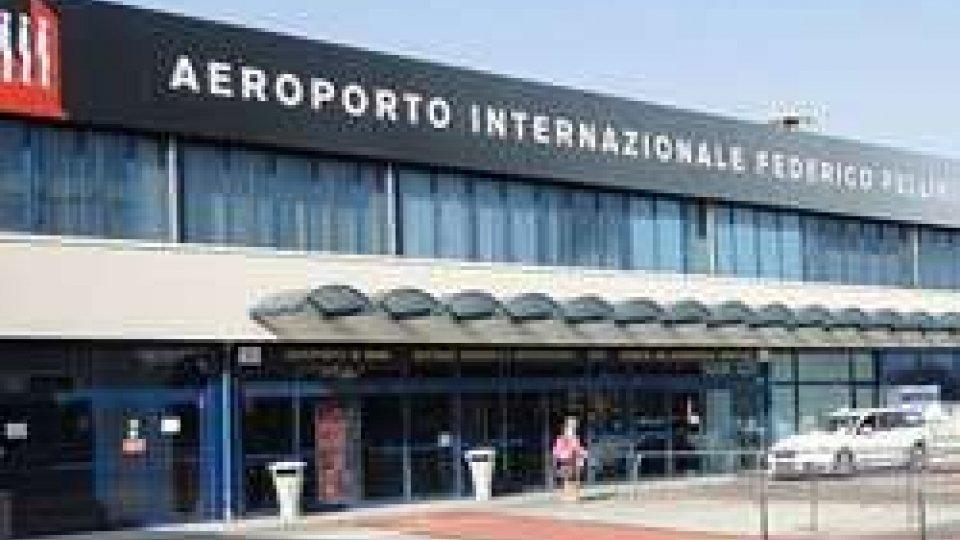 """Rimini: il """"Fellini"""" tra i 38 aeroporti di """"interesse nazionale"""""""