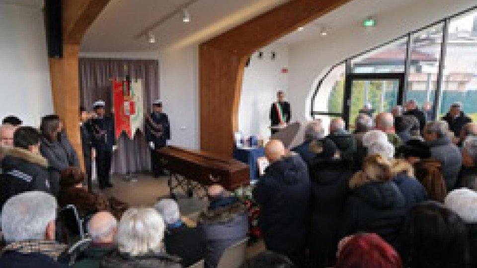 Il saluto della città a Zeno Zaffagnini, sindaco di Rimini dal 1978 al 1983