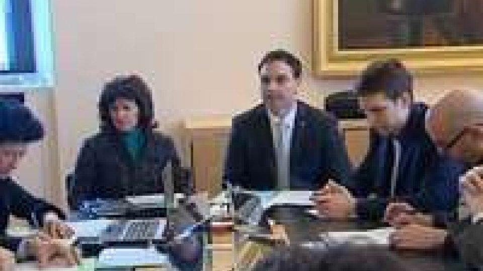 Riunito l'Ufficio di PresidenzaRiunito l'Ufficio di Presidenza: il Consiglio il 9 aprile