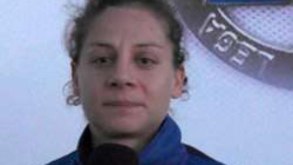 Valeria CaniniColpo esterno della San Marino Academy: 1-0 a Vicenza. Decide Valeria Canini