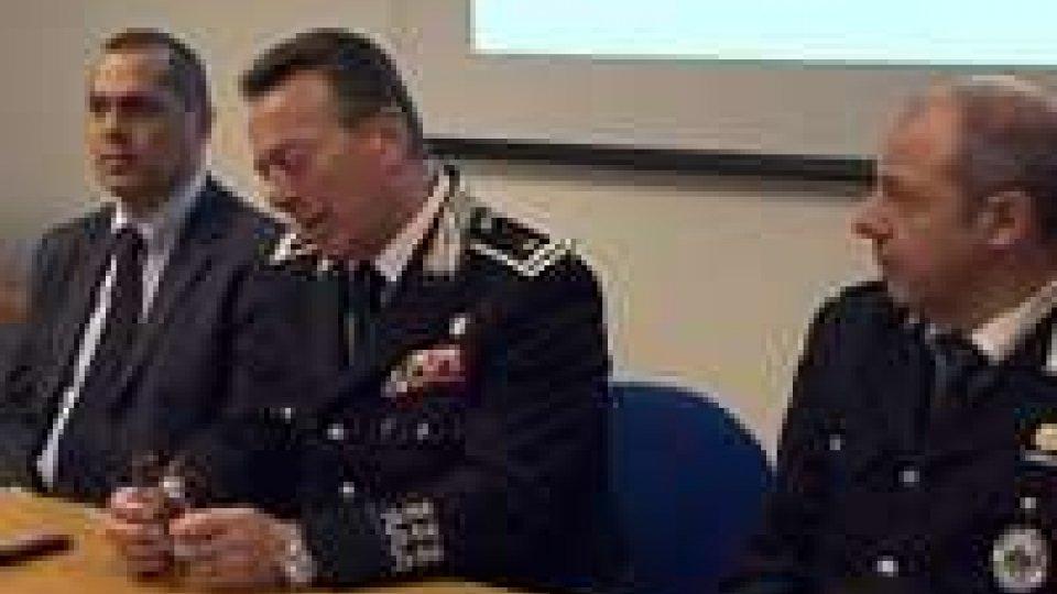 Gendarmeria: dati attività 2013 confortantiGendarmeria: dati attività 2013 confortanti