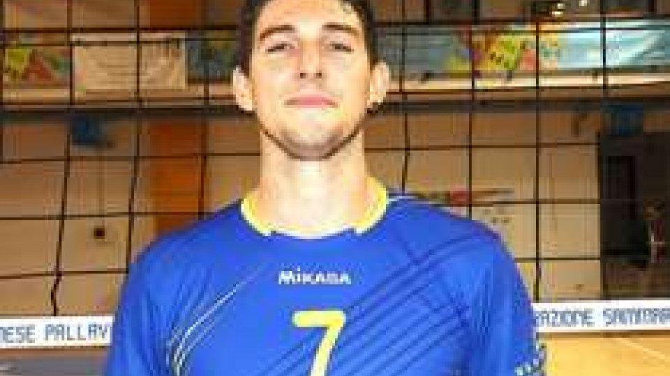 Nicolas FarinelliVolley, sabato vincente per Banca di San Marino e Titan Services