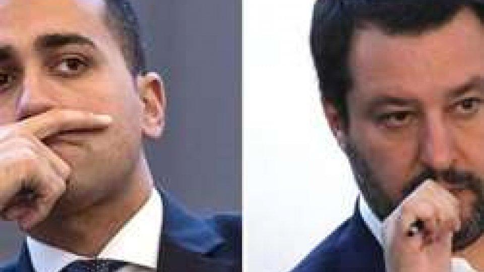 Di Maio Salvini (@twitter)