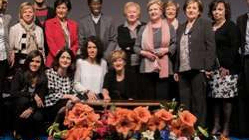 Foto di gruppo Carità senza confini