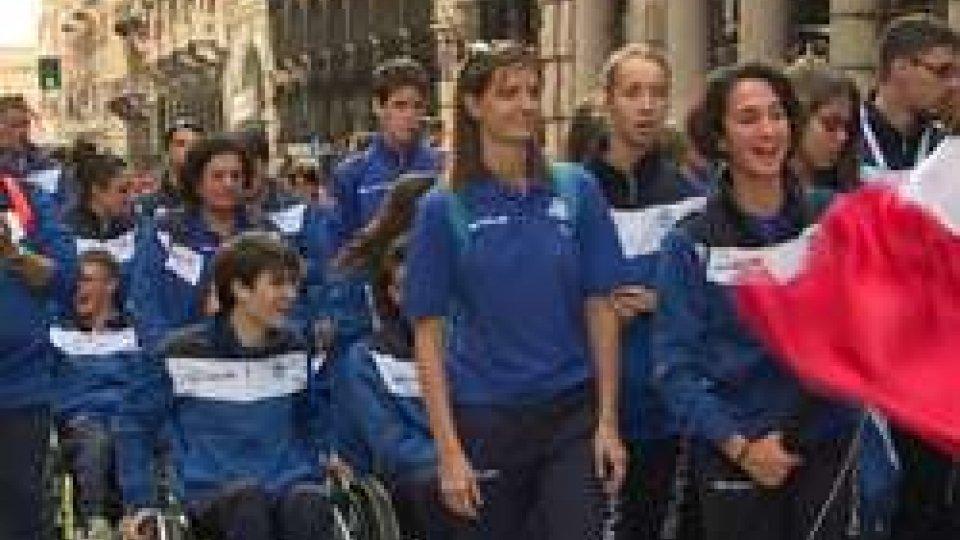 Genova accoglie i primi Giochi Europei Paralimpici GiovaniliGenova accoglie i primi Giochi Europei Paralimpici Giovanili