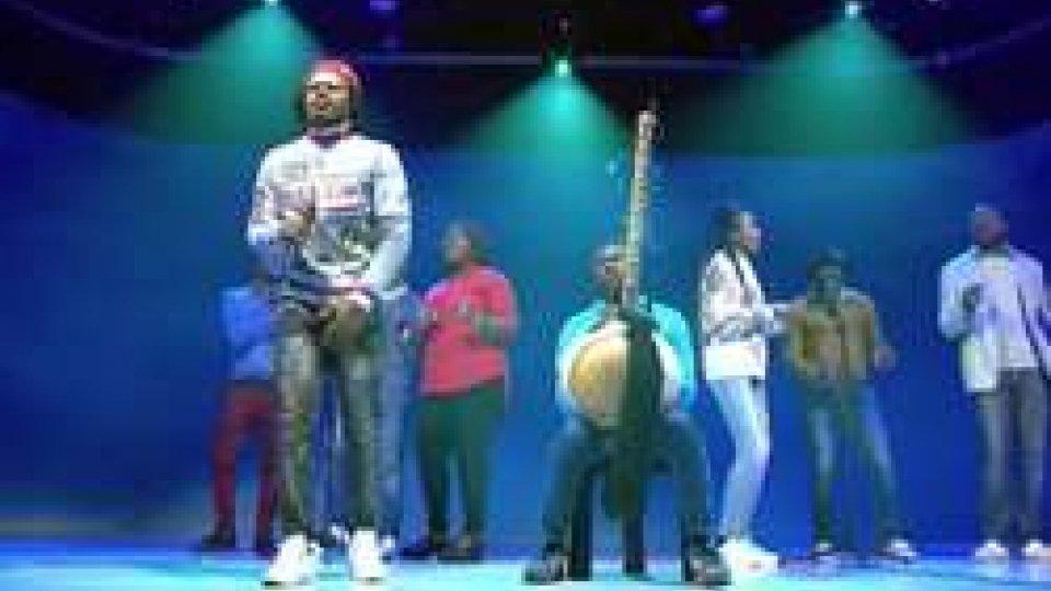 primo gruppo musicale di richiedenti asiloA San Marino RTV il primo gruppo musicale di richiedenti asilo