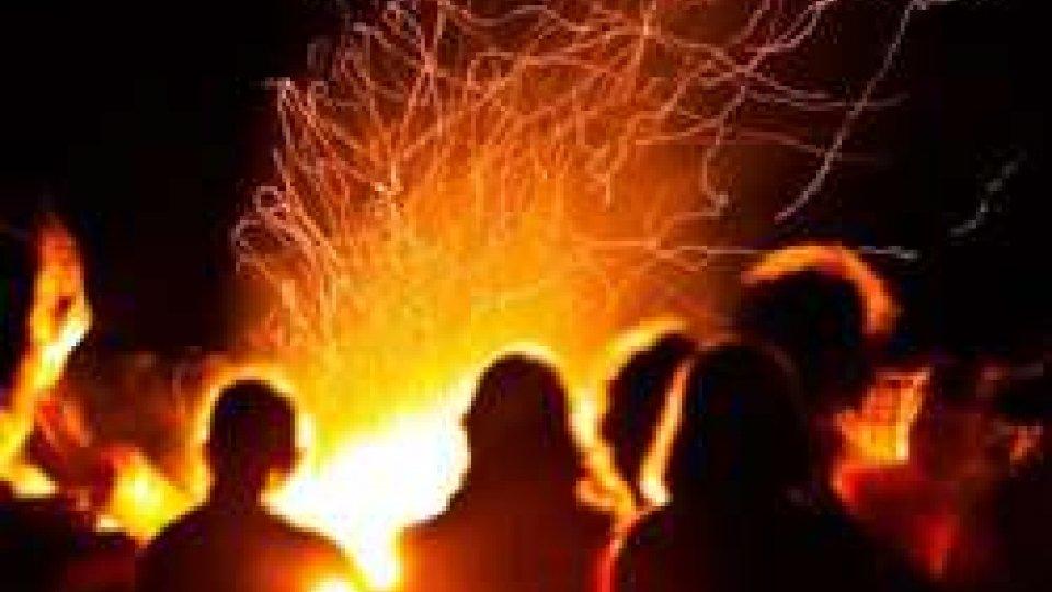 """Venerdì 24 marzo """"Fuochi dell'Annunciazione"""" al Parco Ausa"""