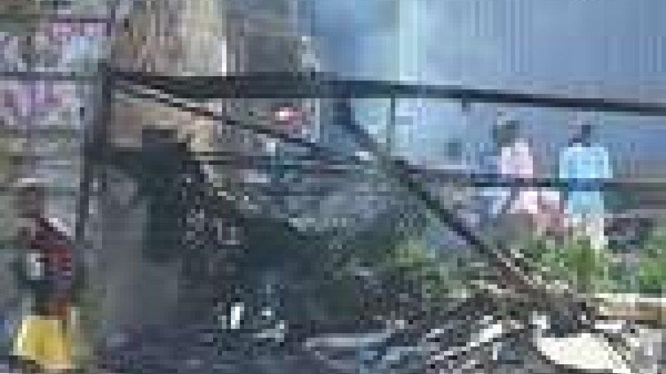 San Marino - Volontaria sammarinese presa d'assalto da manifestanti ad HaitiLa testimonianza di Denise Venturini, una cooperante sammarinese, scampata all'aggressione di manifestanti inferociti