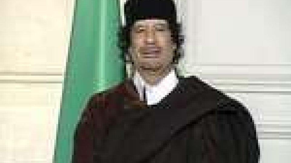 "Gheddafi torna in tv: ""Vinceremo!"""