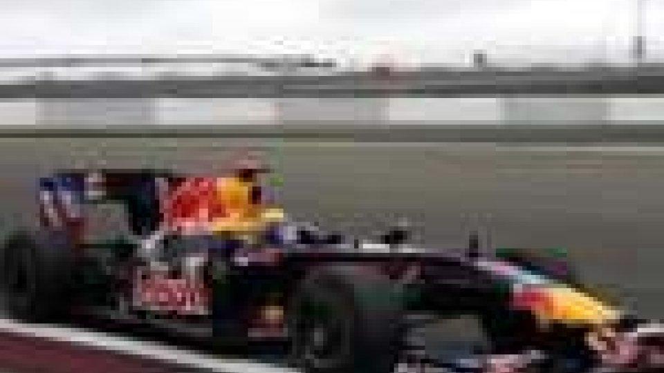 GP di Germania: Webber in pole. Ferrari in difficoltà