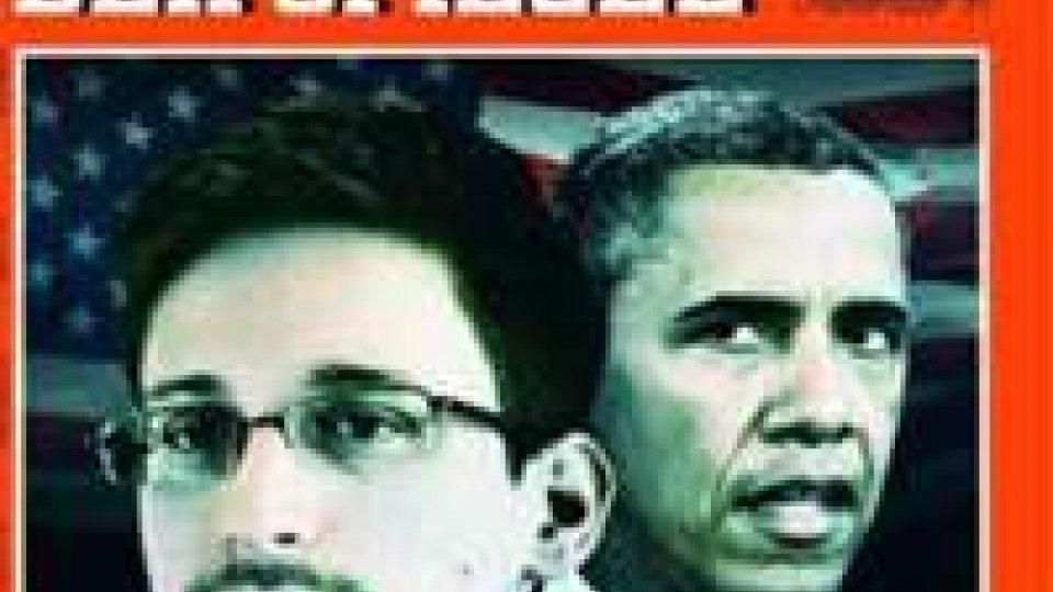 """Datagate: Snowden firma """"manifesto per verità"""""""