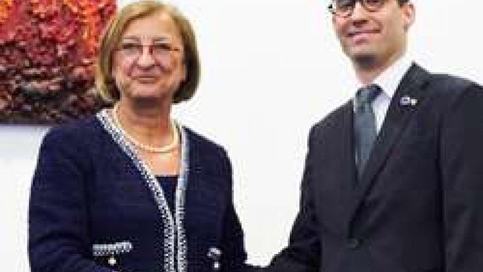 COE: Renzi interviene in plenaria alla Ministeriale di Nicosia