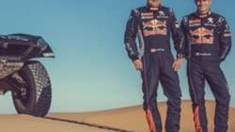 Loeb e Price i primi a salire sul podio