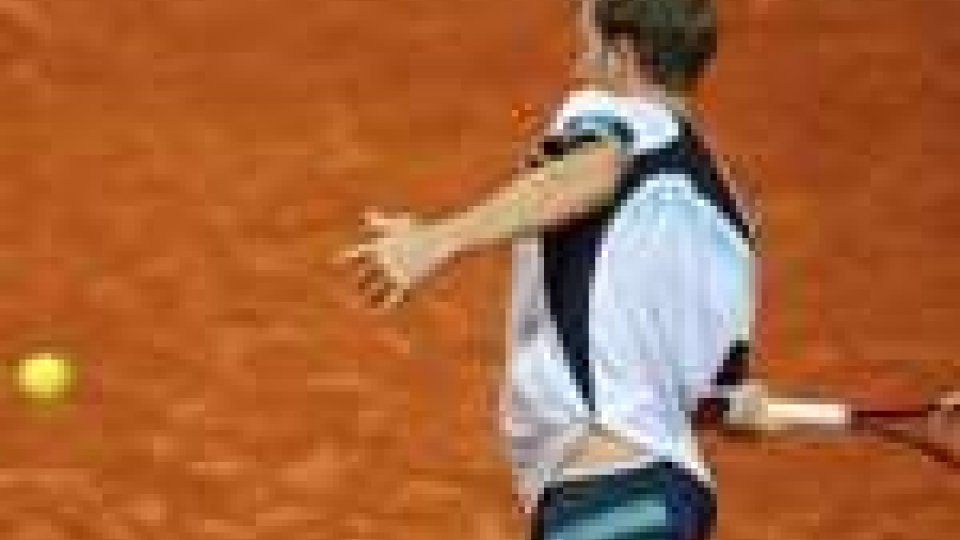 San Marino Cepu Open - La finale è Volandri-Haase