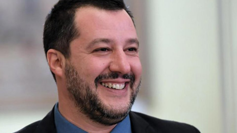 Salvini @ansa