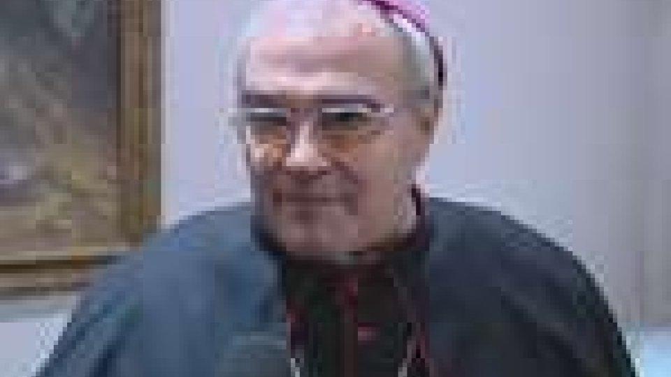 Vescovo Negri: cittadino onorario di Pennabilli
