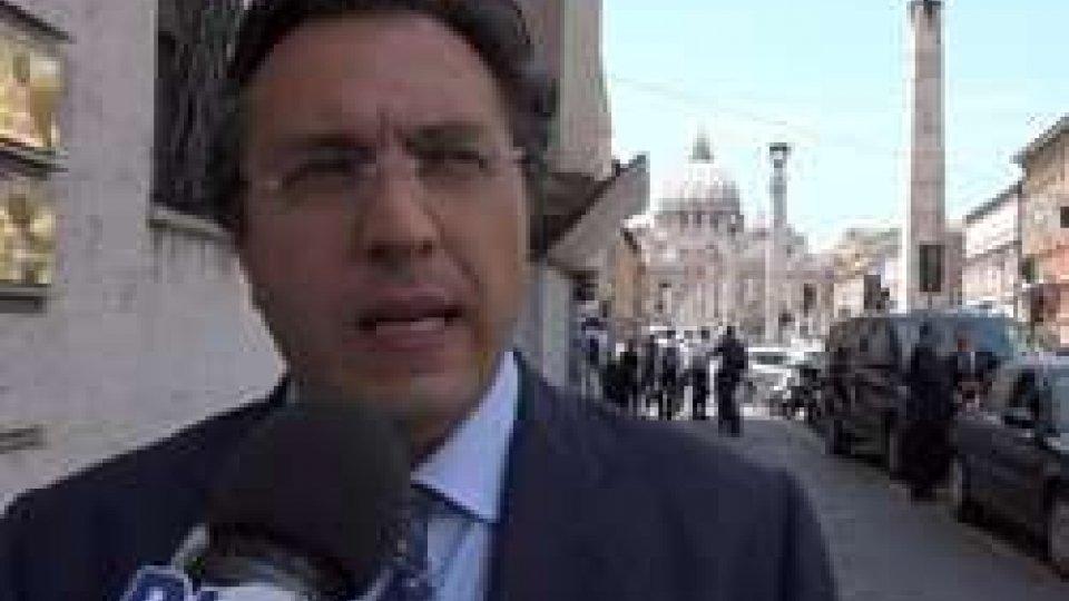 Il Segretario Mussoni in VaticanoSanità sammarinese e vaticana: primi passi verso una collaborazione