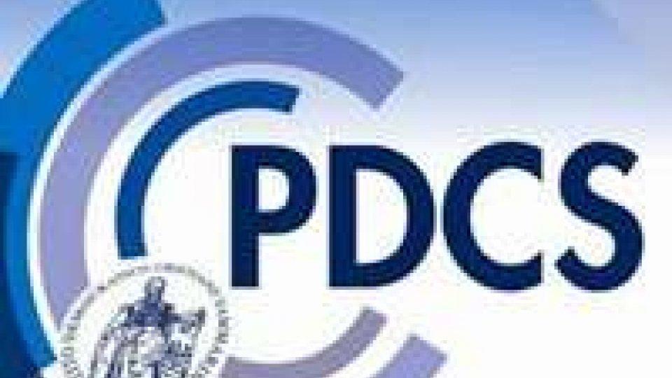 Pdcs: continua l'aggregazione dell'area moderata