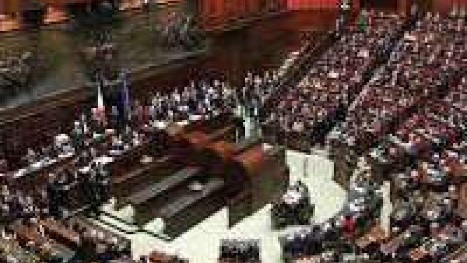 Camera dei Deputati, uno dei due accordi Italia -San Marino slitta a martedì