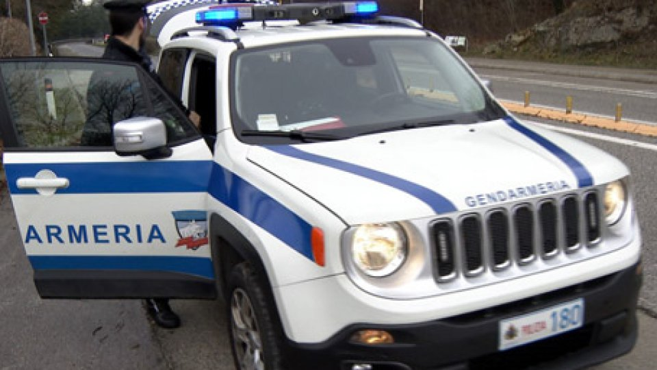 Gendarmeria. Foto repertorio