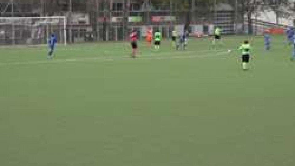 La San Marino Academy batte 3-0 l'Unterland Damen e continua a credere nella salvezza