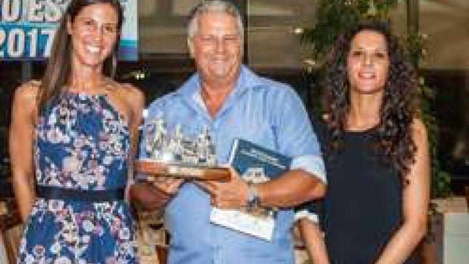 Luigi Bizzotto premiato con la Panchina d'Oro 2017